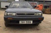 Cần bán lại xe Nissan Bluebird năm sản xuất 1991, màu xám, nhập khẩu chính chủ  giá 80 triệu tại Hà Nội