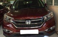 Bán Honda CR V 2.4 sản xuất năm 2016, màu đỏ giá 950 triệu tại Hà Nội