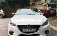 Bán Mazda 3 1.5 AT 2017, màu trắng giá 650 triệu tại Hà Nội
