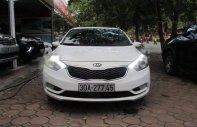 Cần bán xe Kia K3 1.6L đời 2014, màu trắng chính chủ giá 526 triệu tại Hà Nội