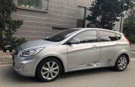 Cần bán Hyundai Accent 2014, màu bạc, xe nhập, số tự động giá 435 triệu tại Tp.HCM