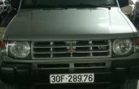 Gia đình bán Mitsubishi Pajero 3.0 MT năm 2005, màu bạc giá 200 triệu tại Hà Nội