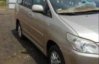 Cần bán lại xe Toyota Innova sản xuất năm 2012, màu vàng, chính chủ giá 500 triệu tại Đắk Nông