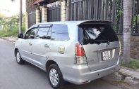 Bán Toyota Innova G sản xuất 2010, màu bạc chính chủ giá 405 triệu tại Tp.HCM
