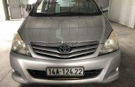 Cần bán Toyota Innova đời 2010, màu bạc, xe gia đình giá 415 triệu tại Hải Phòng