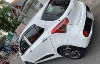 Bán ô tô Hyundai Grand i10 1.2AT sản xuất năm 2017, màu trắng giá 398 triệu tại Tp.HCM