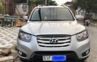 Cần bán lại xe Hyundai Santa Fe năm sản xuất 2009, màu bạc, nhập khẩu, chính chủ giá 690 triệu tại Tp.HCM