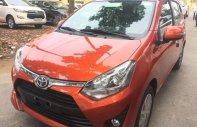 Bán Toyota Wigo 1.2AT, xe nhập khẩu nguyên chiếc 2018 giá 405 triệu tại Tp.HCM