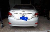 Bán xe cũ Hyundai Accent năm sản xuất 2011, màu bạc, xe nhập như mới giá 375 triệu tại Tp.HCM
