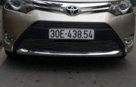 Bán Toyota Vios sản xuất năm 2017, màu vàng, nhập khẩu giá 540 triệu tại Hà Nội