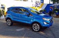 Bán Ford EcoSport, tiêu chuẩn 2018, màu xanh, chỉ khoảng 600 lăn bánh, hỗ trợ vay 90% giá 569 triệu tại Vĩnh Phúc