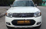 Bán Ford Everest 2.5L 4x2 AT đời 2013, màu trắng số tự động giá 655 triệu tại Hải Phòng