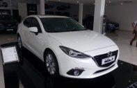 Bán Mazda 3 1.5 SD sản xuất 2018, màu trắng giá cạnh tranh giá 659 triệu tại Hà Nội