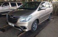 Bán Toyota Innova năm sản xuất 2015, màu bạc, xe nhập xe gia đình  giá 585 triệu tại Đồng Nai