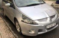 Bán ô tô Mitsubishi Grandis sản xuất 2007, màu bạc giá 345 triệu tại Tp.HCM