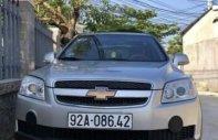Bán Chevrolet Captiva đời 2008, màu bạc giá 286 triệu tại Đà Nẵng