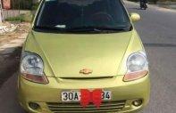 Bán lại xe Chevrolet Spark 2009, màu xanh lục, xe gia đình, 95tr giá 95 triệu tại Hải Phòng