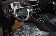 Cần bán xe Mercedes S450L đời 2018, màu đen, xe nhập giá 4 tỷ 199 tr tại Tp.HCM