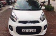 Cần bán Kia Morning S năm 2017, màu trắng số tự động giá 400 triệu tại Hà Nội