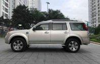 Cần bán xe Ford Everest AT đời 2010, màu bạc chính chủ, giá chỉ 645 triệu giá 645 triệu tại Hà Nội
