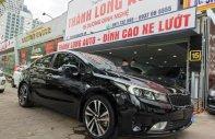 Cần bán lại xe Kia Cerato 1.6 AT sản xuất 2017, màu đen, giá chỉ 612 triệu giá 612 triệu tại Hà Nội