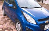 Bán ô tô Chevrolet Spark Van 1.2 LT đời 2016, màu xanh, xe như mới giá 190 triệu tại Hà Nội