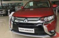 Bán xe Mitsubishi Outlander năm 2018, màu đỏ, giá 807tr giá 807 triệu tại Đà Nẵng