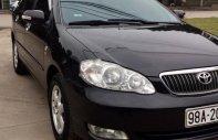 Cần bán gấp Toyota Corolla altis sản xuất năm 2008, màu đen giá tốt giá 345 triệu tại Bắc Giang