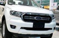 Bán Ford Ranger XLT 2.2 4X4 AT 2018, màu trắng, xe nhập giá 779 triệu tại Tp.HCM