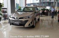 Bán Toyota Vios 2018, đủ màu giao ngay, cam kết giá tốt nhất Hà Nội  giá 531 triệu tại Hà Nội