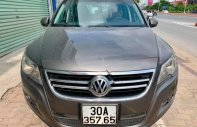 Cần bán Volkswagen Tiguan 2.0 tfsi sản xuất 2008, màu xám, nhập khẩu giá 565 triệu tại Hà Nội