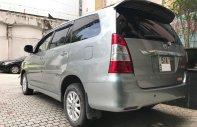 Cần bán Toyota Innova 2.0 G đời 2012, màu bạc, số tự động giá 490 triệu tại Tp.HCM