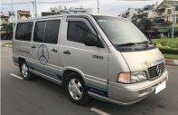 Gia đình cần bán Mercedes MB100, 9 chỗ, máy xăng giá 167 triệu tại Tp.HCM