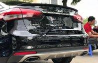 Bán Kia Cerato 1.6AT sản xuất năm 2017, màu đen, giá 615 triệu giá 615 triệu tại Hà Nội
