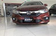 Bán Honda City CVT, màu đỏ, giá tốt, giao ngay - LH: 0934017271 giá 559 triệu tại Tp.HCM