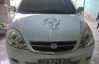 Cần bán lại xe Lifan 520 1.6 đời 2008, màu trắng  giá 100 triệu tại Đồng Nai