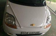 Bán Chevrolet Spark sản xuất năm 2009, màu trắng giá 125 triệu tại Đồng Nai