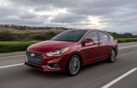 Cần bán xe Hyundai Accent MT đời 2018, màu đỏ giá Giá thỏa thuận tại Tp.HCM