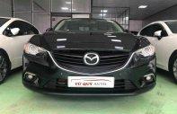 Cần bán xe Mazda 6 2.5AT năm 2015, màu đen giá 775 triệu tại Hà Nội