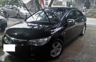 Bán (hoặc đổi xe Innova) Honda Civic 1.8 MT đời 2009, màu đen giá 352 triệu tại Yên Bái