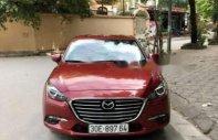 Bán Mazda 3 FaceLift 1.5 năm 2017, màu đỏ, giá tốt giá 686 triệu tại Hà Nội
