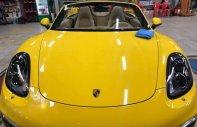 Bán ô tô Porsche Boxster sản xuất 2015 màu vàng, xe nhập, giá 3 tỷ 100 triệu giá 3 tỷ 100 tr tại Tp.HCM