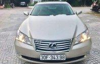 Cần bán lại xe Lexus ES đời 2011, màu vàng, nhập khẩu nguyên chiếc giá 1 tỷ 300 tr tại Đà Nẵng