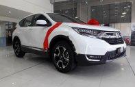 Bán xe Honda CR V 1.5L đời 2018, màu trắng, nhập khẩu giá 1 tỷ 163 tr tại Tp.HCM