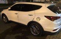 Bán xe Hyundai Santa Fe sản xuất năm 2017, màu trắng, giá tốt  giá 1 tỷ 150 tr tại Tp.HCM