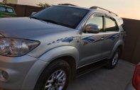 Bán xe Toyota Fortuner đời 2012, màu bạc số tự động giá 575 triệu tại Hà Nội