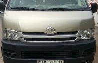 Toyota Hiace 2009 máy xăng, 16 chỗ, nhà sử dụng kỹ. LH 0917174050 Thanh giá 295 triệu tại Tp.HCM