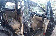 Cần bán lại xe Chevrolet Captiva đời 2007, màu đen giá cạnh tranh giá 370 triệu tại Ninh Thuận