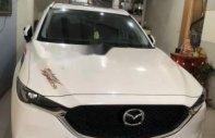 Bán Mazda CX 5 đời 2018, màu trắng chính chủ giá 1 tỷ 50 tr tại Tp.HCM