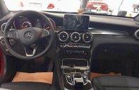 Bán ô tô Mercedes GLC 200 2018, màu đỏ giá 1 tỷ 684 tr tại Khánh Hòa